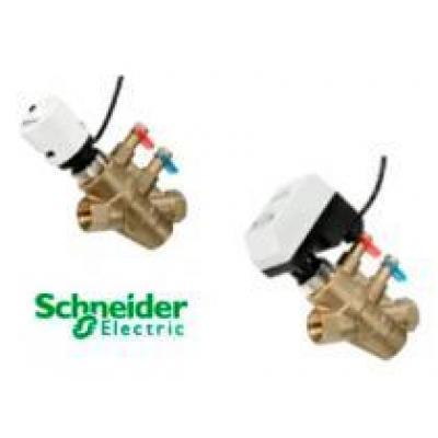 Schneider Electric выводит на рынок новые регулирующие клапаны независимые от давления (PICV)