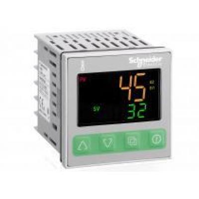 Schneider Electric представляет новый температурный контроллер Zelio RTC48 для систем обогрева и охлаждения в промышленных процессорах