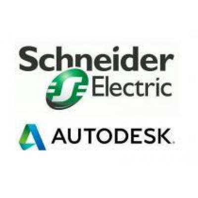Schneider Electric и Autodesk подписали меморандум о взаимопонимании в целях развития технологий управления жизненным циклом зданий
