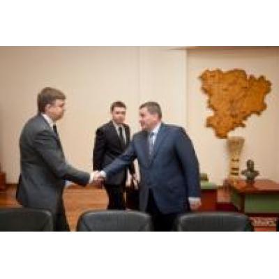 В Волжске обсудили возможности дальнейшего развития «САН ИнБев»