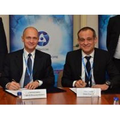 Schneider Electric и Государственная корпорация по атомной энергии «Росатом» расширяют международное сотрудничество