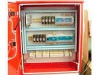 Шкаф управления водогрейным и паровым котлом на базе оборудования ОВЕН