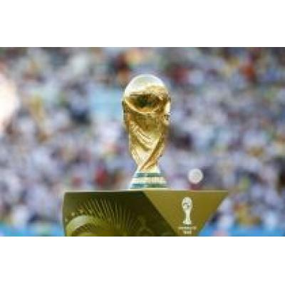 Кубок Чемпионата Мира по футболу (FIFA World Cup)-2018 прибывает в Россию