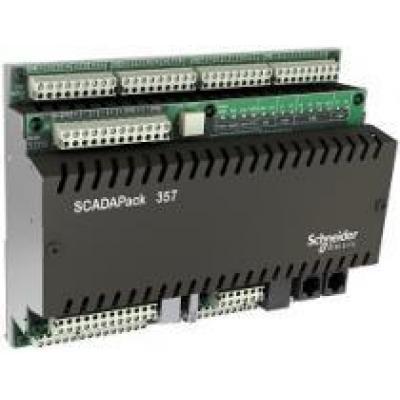 Schneider Electric представляет новый контроллер телеметрии RTU SCADAPack 300/300E