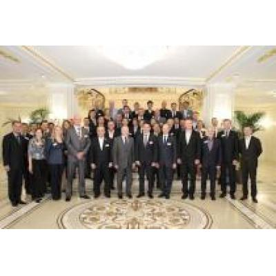 2я Конференция альянса собрала в Санкт-Петербурге логистов со всего мира