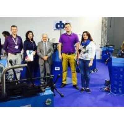 Векпром нашел новых партнеров на «EMO Milano»