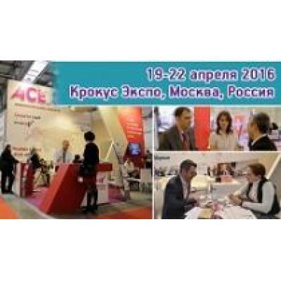 Альянс ACEX выступает официальным партнером выставки ТрансРоссия -2016.
