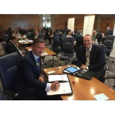 АСЕХ принял участие в международном саммите транспортно-экспедиторских компаний MIDDLE Cargo Meet