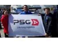 Сотрудники компании ПСГ пробежали 10-километровый марафон