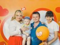 Завершился всероссийский проект, посвященный любви мамы и малыша