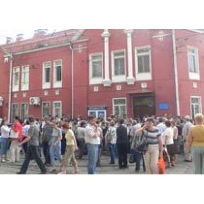 Перекрыта улица Шаболовка