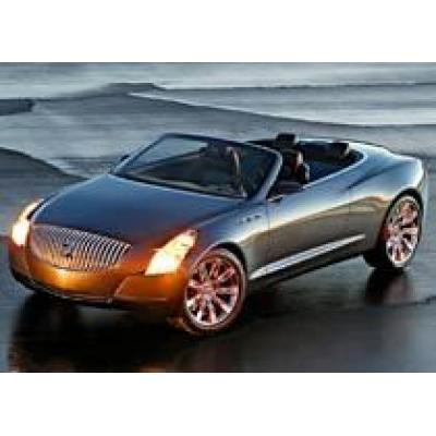 Buick выпустит заднеприводные седан и кабриолет
