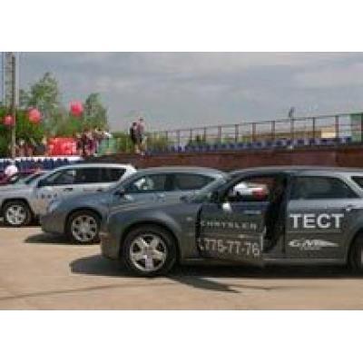 Гема Моторс провели испытания автомобилей в рамках Первого Аэрофестиваля