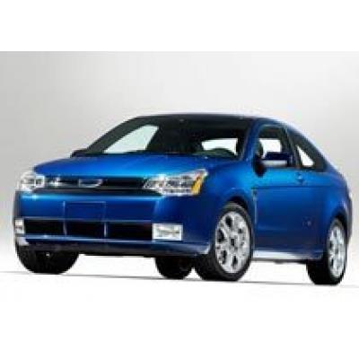 Ford выпустил Focus Coupe 2008
