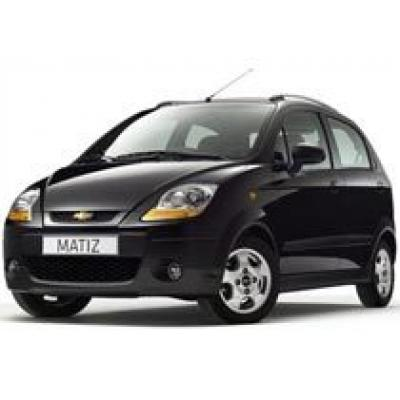 В Барселоне будет показана обновленная версия Chevrolet Matiz