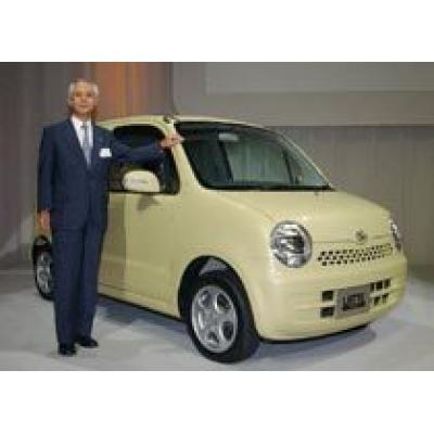 Daihatsu добавила комплектаций очередному гёрл-кару