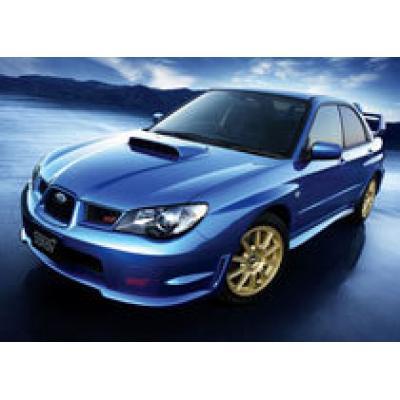 Качественная `пластика` для Subaru Impreza WRX