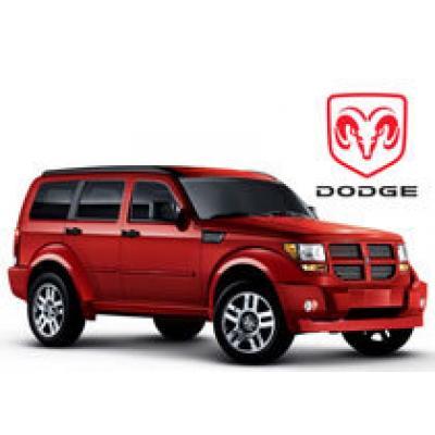 Гема Моторс начала продажи нового Dodge Nitro