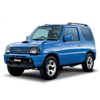 Suzuki выпускает новые комплектации Jimny и Jimny Sierra
