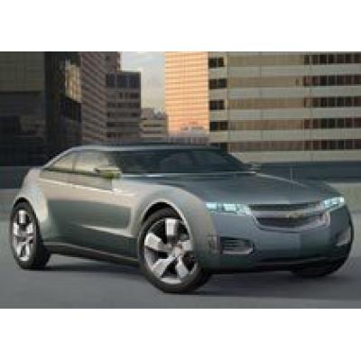 GM заказала разработку батарей для Chevrolet Volt