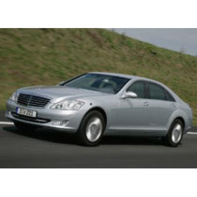 Mercedes S-Class получит 4-цилиндровый мотор