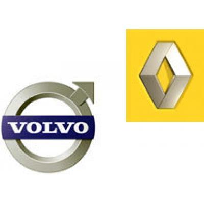 Volvo и Renault будут собирать в России грузовики