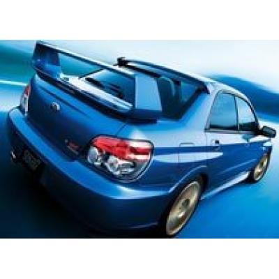 Японской Subaru Impreza WRX не будет