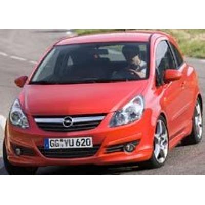 Opel расширяет линейку горячих хэтчбеков