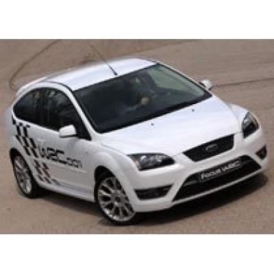 `Раллийный` Ford Focus