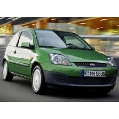Новое поколение Ford Fiesta будет представлено в конце 2008 года