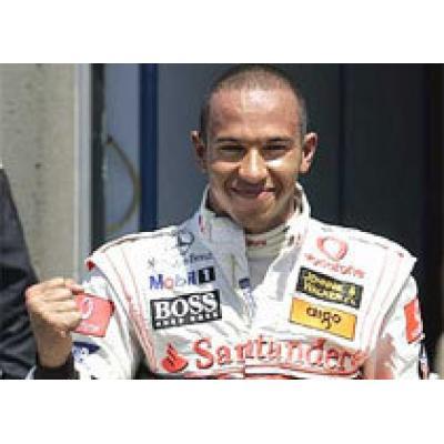 Льюис Гамильтон выиграл Гран-при Канады