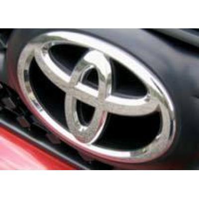 В России повысились цены на автомобили Toyota