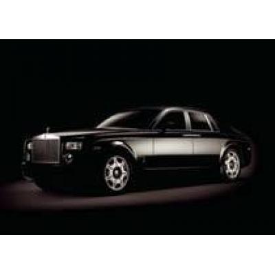 В Москве угнан Rolls-Royce стоимостью 17 миллионов рублей