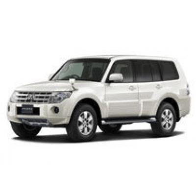 Mitsubishi Pajero получил навигационную систему