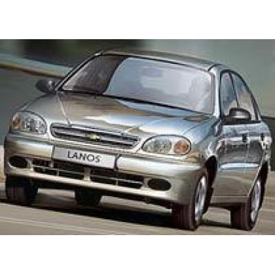 Новый Chevrolet Lanos появится в 2009 году