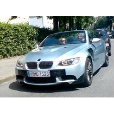 Кабриолет BMW M3 уже в пути