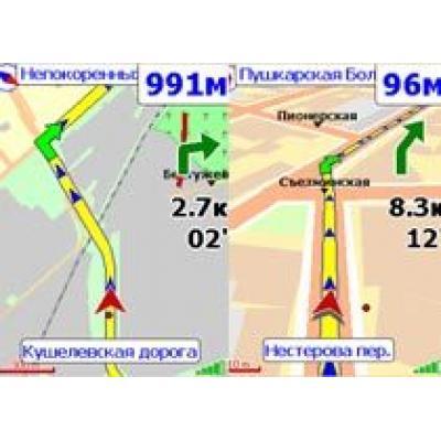 Система навигации City Guide поможет объехать пробки