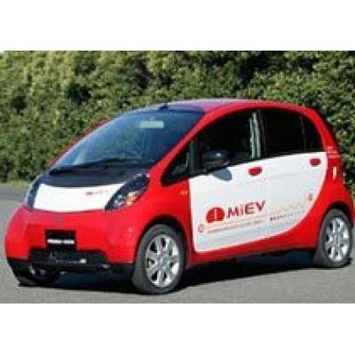 Электрический Mitsubishi появится в 2010 году