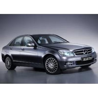 Mercedes представит `зеленые` новинки во Франкфурте