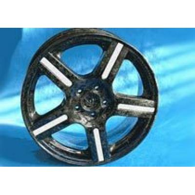 Пластиковые колесные диски скоро появятся в продаже