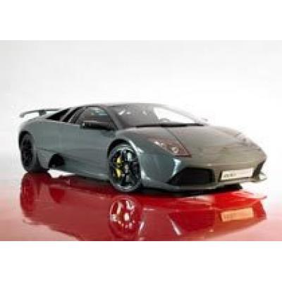 Немцы сделали Lamborghini Murcielago LP640 еще быстрее