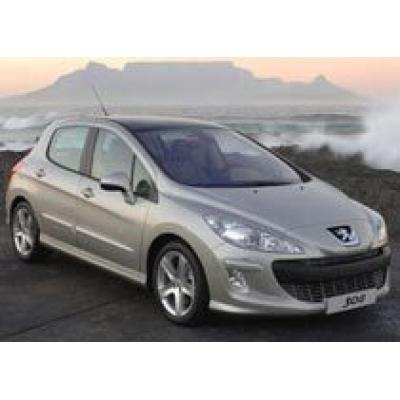 Новый Peugeot 308 появится в сентябре