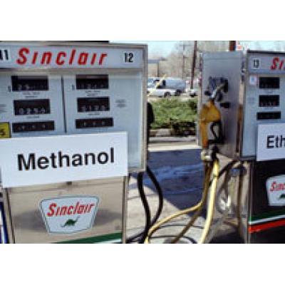 Немцы охотно покупают машины на газовом топливе