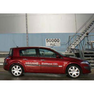 Renault Megane Bioethanol E85. Экологически чистый бестселлер