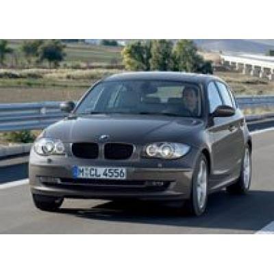 BMW объявил цены на купе 1-й серии