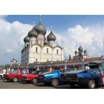 В Москве стартует ралли `Золотое кольцо`