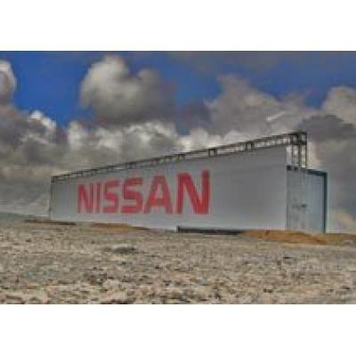 Новый русский Nissan