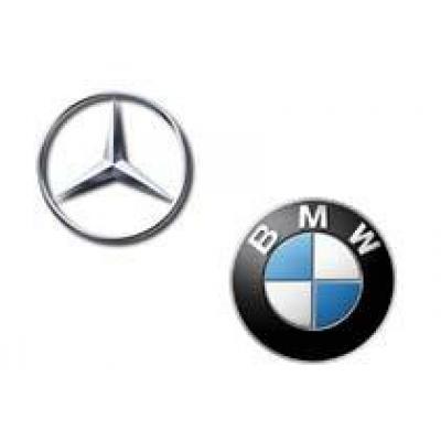 BMW и Mercedes-Benz планируют совместное производство