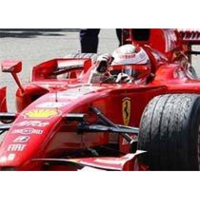 Райкконен опередил Алонсо и Гамильтона на Гран-при Великобритании