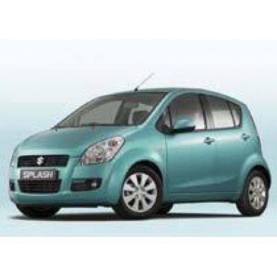 Suzuki опубликовал подробности про новый Suzuki Splash
